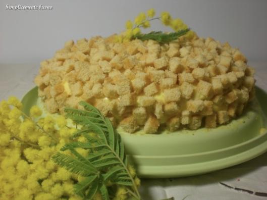 torta mimosa di elisa e laura telatin
