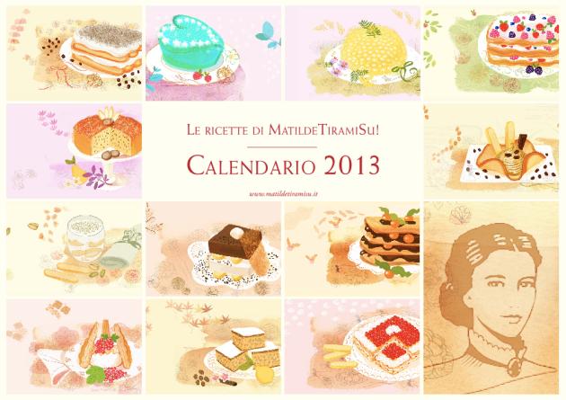MatildeTiramiSu: Calendario 201