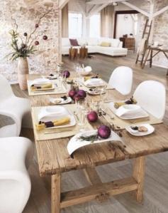 Natale: la tavola di MatildeTiramiSu!