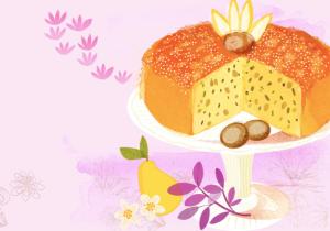 MatildeTiramiSu: Torta Pere e Cioccolato