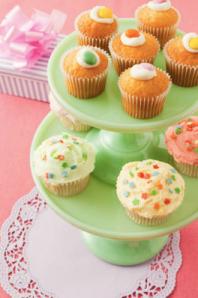 Cupcakes colorati!