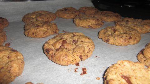 ricetta cookie