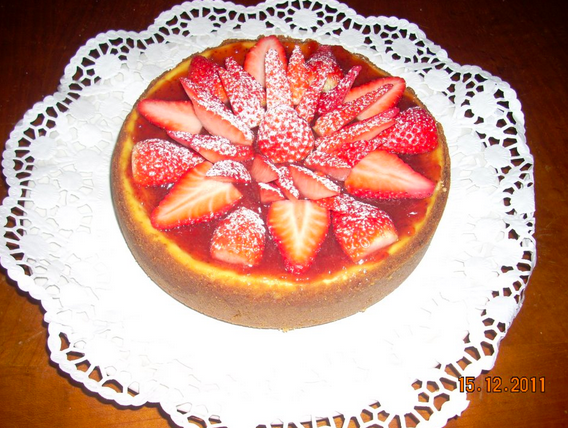 Chiara Nolli: New York Cheesecake