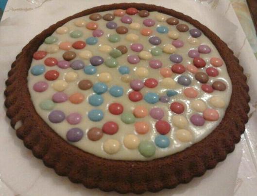 torta doppio cioccolato